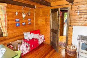 Neuwirth Hütte, Дома для отпуска  Гнезау - big - 19