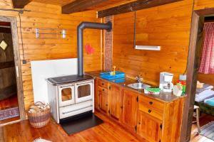 Neuwirth Hütte, Дома для отпуска  Гнезау - big - 15