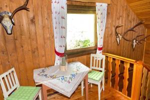 Neuwirth Hütte, Дома для отпуска  Гнезау - big - 14