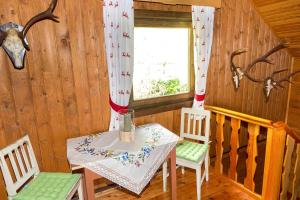 Neuwirth Hütte, Holiday homes  Haidenbach - big - 9