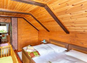Neuwirth Hütte, Дома для отпуска  Гнезау - big - 61
