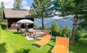 Neuwirth Hütte, Дома для отпуска  Гнезау - big - 5