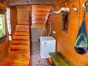 Neuwirth Hütte, Дома для отпуска  Гнезау - big - 8