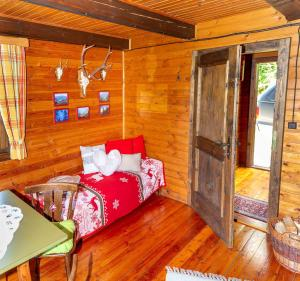 Neuwirth Hütte, Дома для отпуска  Гнезау - big - 34