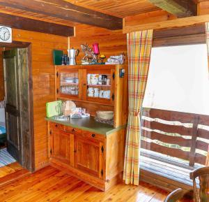 Neuwirth Hütte, Holiday homes  Haidenbach - big - 36
