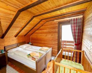 Neuwirth Hütte, Дома для отпуска  Гнезау - big - 30