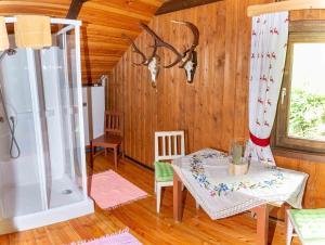 Neuwirth Hütte, Дома для отпуска  Гнезау - big - 28