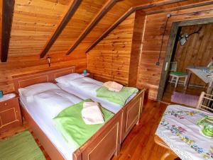 Neuwirth Hütte, Дома для отпуска  Гнезау - big - 3
