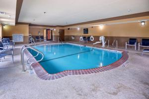 Hampton Inn & Suites Buda, Hotely  Buda - big - 32