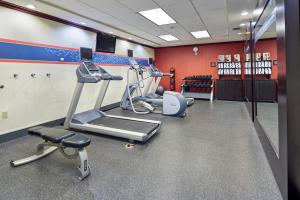 Hampton Inn & Suites Buda, Hotely  Buda - big - 36