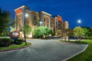 Hampton Inn & Suites Buda, Hotels  Buda - big - 1