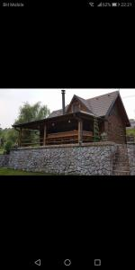 SUMSKI DVOR *****, Holiday homes  Tuzla - big - 23