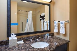 Hampton Inn & Suites Buda, Szállodák  Buda - big - 5