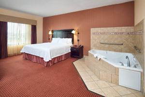 Hampton Inn & Suites Buda, Szállodák  Buda - big - 39