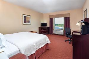 Hampton Inn & Suites Buda, Szállodák  Buda - big - 4