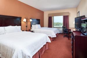 Hampton Inn & Suites Buda, Szállodák  Buda - big - 41