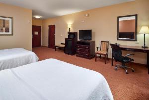 Hampton Inn & Suites Buda, Szállodák  Buda - big - 37