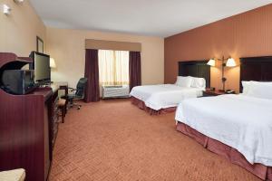 Hampton Inn & Suites Buda, Szállodák  Buda - big - 6