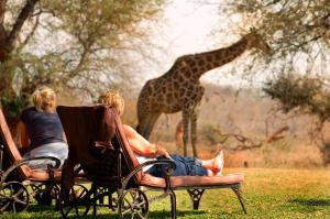 Mohlabetsi Safari Lodge - Hoedspruit