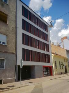 Apartment Centrum Apartman Győr Hungary