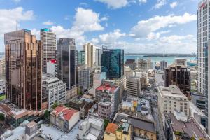 Luxury Cloud Inn Apartment In Metropolis Auckland