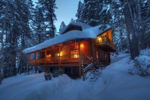 The Burrow Cabin - Nephi