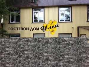 Hive hotel ULEI Tyumen - Novotarmanskiy
