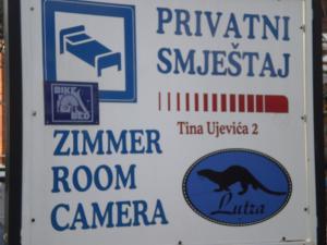 Rooms Lutra, Penzióny  Bilje - big - 28