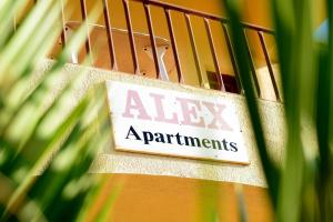 Alex Apartments, Aparthotels  Hersonissos - big - 71