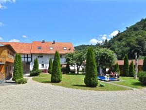 Holiday home Am Ferienbauernhof V - Gellershausen