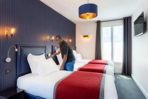 Hôtel Clarisse, Hotely  Paříž - big - 26
