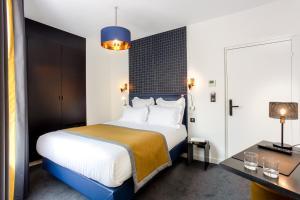 Hôtel Clarisse, Hotely  Paříž - big - 16