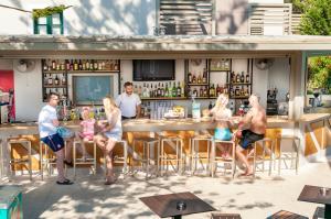 Sirios Village Hotel & Bungalows - All Inclusive, Szállodák  Káto Daráco - big - 88
