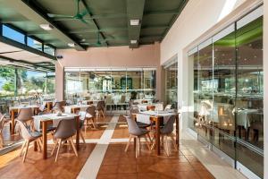 Sirios Village Hotel & Bungalows - All Inclusive, Szállodák  Káto Daráco - big - 87