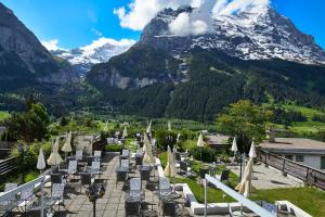 Hotel Spinne Grindelwald, Hotely  Grindelwald - big - 88