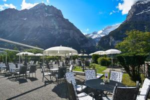 Hotel Spinne Grindelwald, Hotely  Grindelwald - big - 71