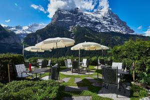 Hotel Spinne Grindelwald, Hotely  Grindelwald - big - 65