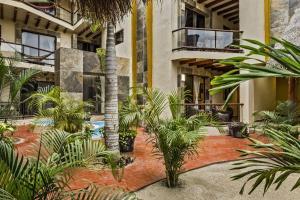 Hotel Villas El Jardín, Hotels  Holbox - big - 25