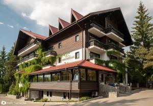 Drachenhaus Poiana Brasov - Hotel