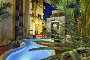 Hotel Villas El Jardín, Hotels  Holbox - big - 32