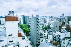 Hiroshima Crane Peace Tower, Апартаменты  Хиросима - big - 50