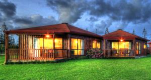 Ocean Breeze Cottages, Apartmány  Burnt Pine - big - 11