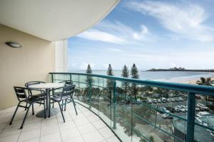 Beachside Mooloolaba Apartment with a View!