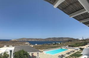 Yakinthos Residence, Apartmánové hotely  Panormos Mykonos - big - 5