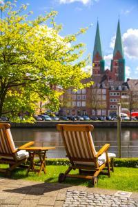 Radisson Blu Senator Hotel, Lübeck, Hotel  Lubecca - big - 36