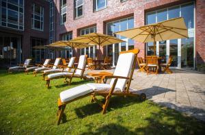 Radisson Blu Senator Hotel, Lübeck, Hotel  Lubecca - big - 17