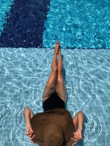 Konak Seaside Resort, Apartmanok  Alanya - big - 18