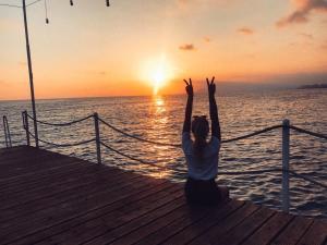 Konak Seaside Resort, Apartmanok  Alanya - big - 100