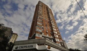 Royal Apartment on Petrozavodskaya, Ferienwohnungen  Moskau - big - 47