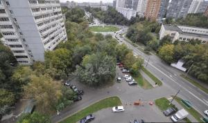 Royal Apartment on Petrozavodskaya, Ferienwohnungen  Moskau - big - 46